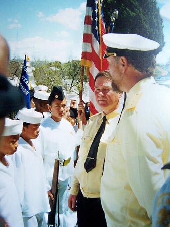 Адмиральское напутствие американским кадетам