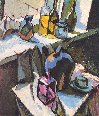 Сергей Урусевский «Натюрморт у окна», 1967