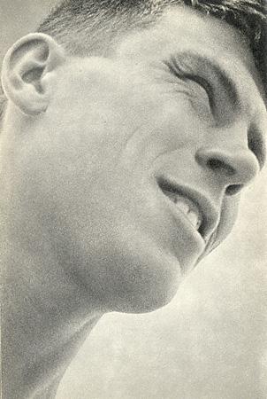 Сергей Урусевский - студент<br /> Фото: Александра Родченко<br /> 1932