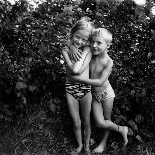 ©Николай Бахарев. «Из цикла «Отношение» № 39, 1985-88. Новокузнецк»