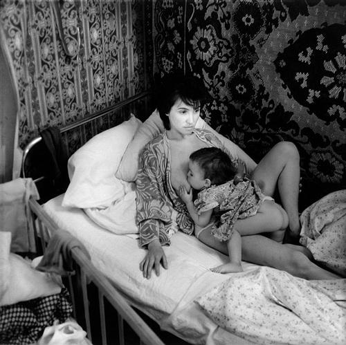 ©Николай Бахарев. «Из цикла «Сюжеты» № 1, 1988. Новокузнецк»