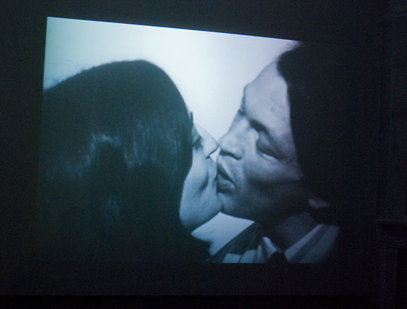 «Kiss», 1963<br /> Andy Warhol: Motion Pictures