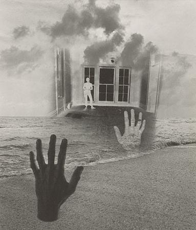 Мореплавание без чисел<br>Джерри Уэлсман<br>США 1971 г. Желатиновая галогено-серебрянная печать