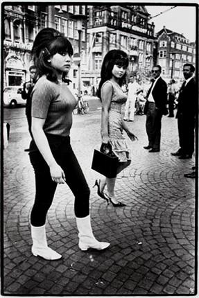 Дам Сквер, 1966