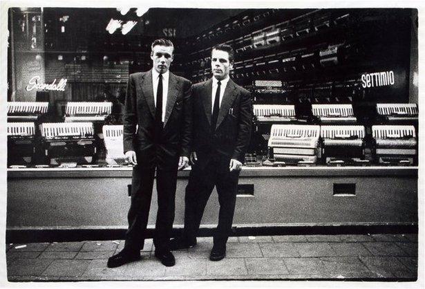 Рабочие парни из Каттенбурга, 1955