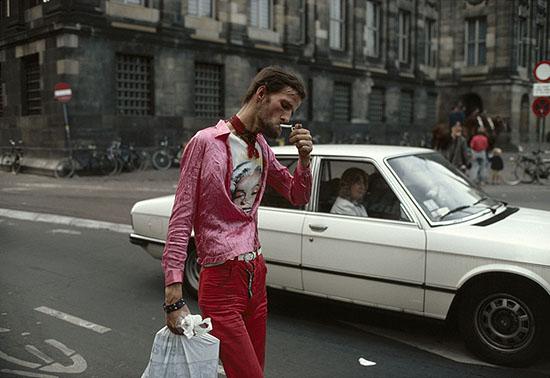 Дам сквер, 1975