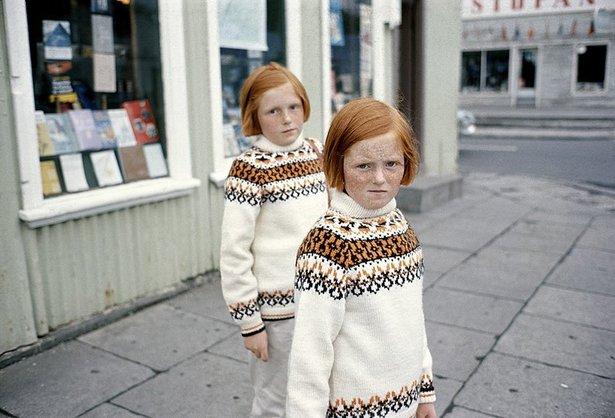 Близнецы. Бельгия, 1968