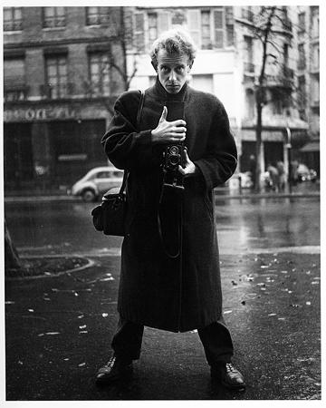 Автопортрет, 1954