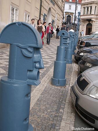 <b>2 место (за серию)</b><br /> Лейла Чабаева (Москва)<br /> Серия «Волшебная быль чешских улиц»,