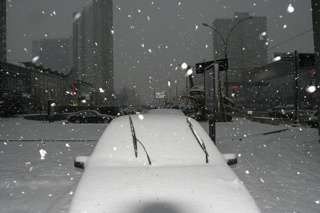 Александр Слюсарев. «Новый год.» 2008