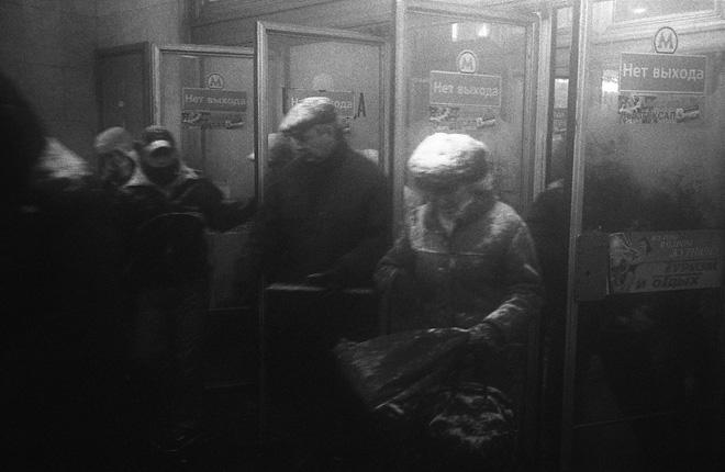 Евгений Сафьян. «Там, откуда нет выхода, шел снег.» 2005