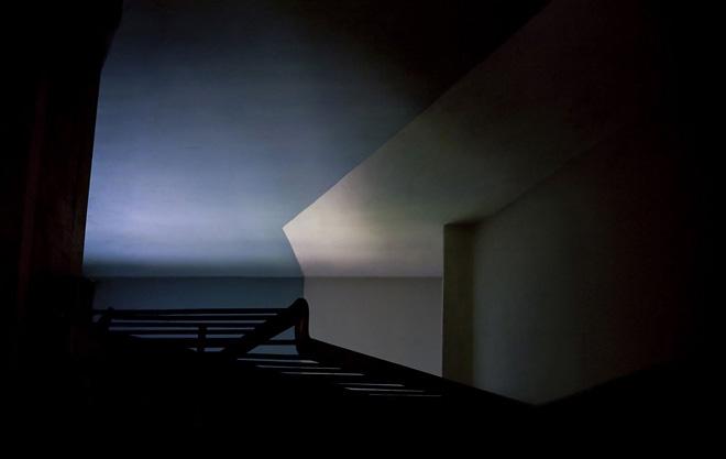 Наталья Еремина. «Ночь.» 2008