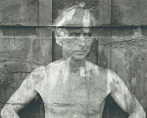 Фредерик Соммер<br>Портрет Макса Эрнста<br>Желатиновая галогено-серебрянная печать, 1946
