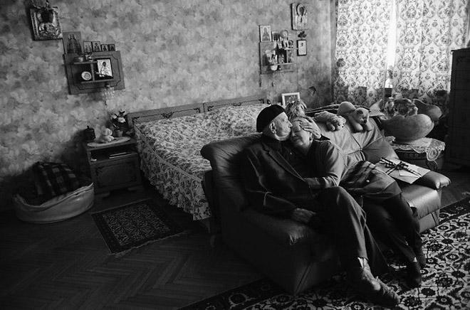 Из серии Хореограф Игорь Моисеев