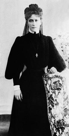 Карл Фишер<br /> Елизавета Федоровна <br /> 1904