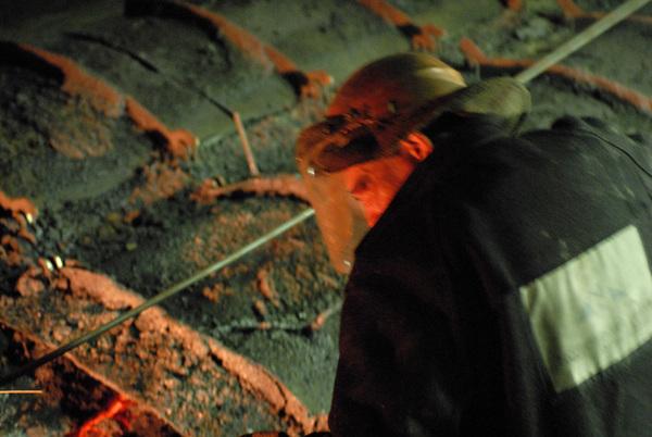 ©Александр Сорин. «Норильск, завод «Надежда».   07.08.2006»