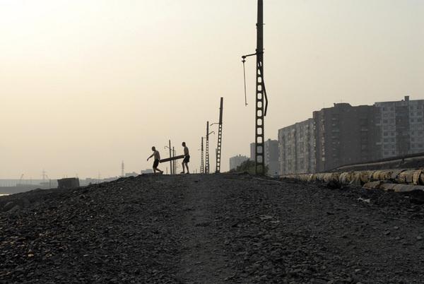 ©Александр Сорин. «Норильск, озеро Долгое. 22.07.2006»