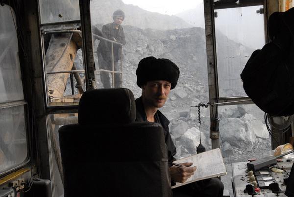 ©Александр Сорин. «Норильск, рудник Медвежий ручей. 25.07.2006»