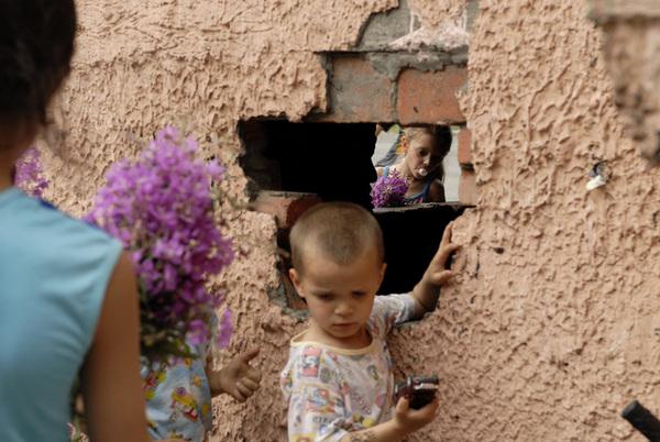 ©Александр Сорин. «Норильск. 22.07.2006»