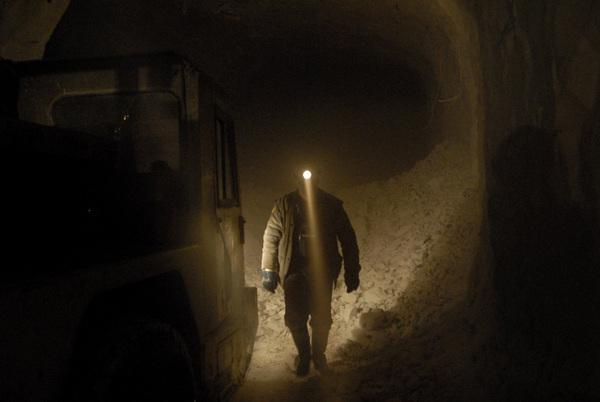 ©Александр Сорин. «Норильск, рудник Ангидрит. 26.07.2006»