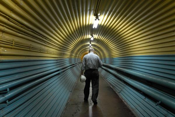 ©Александр Сорин. «Норильск, завод «Никель». 31.07.2006»