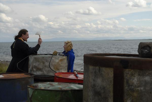 ©Александр Сорин. «Норильск, остров Пьяный. 31.07.2006»