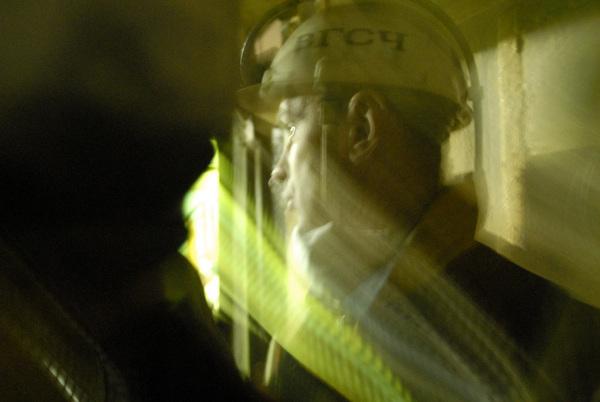 ©Александр Сорин. «Норильск, рудник Комсомольский. 02.08.2006»
