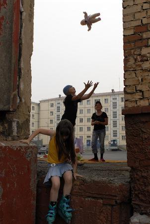 ©Александр Сорин. «Норильск. 24.07.2006»