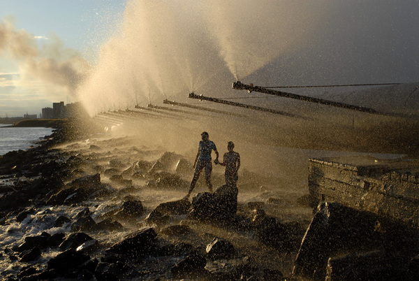 ©Александр Сорин. «Норильск, озеро Долгое. 30.07.2006»