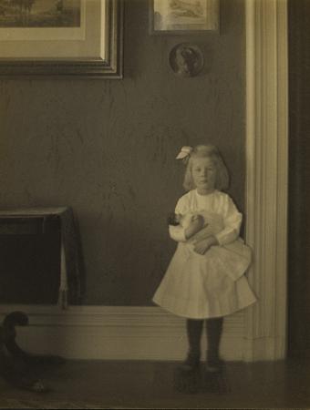 Пол Андерсон<br>Пинки<br>платиновый отпечаток, 1915