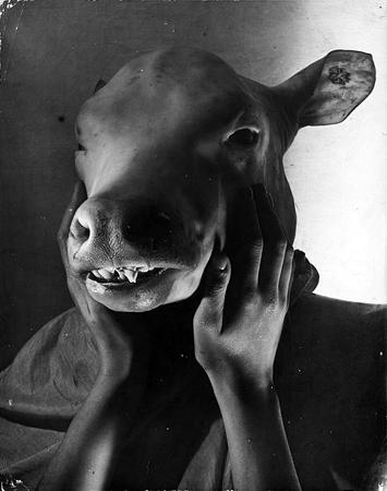 Эрвин Блюменфельд<br> Диктатор<br> Желатиновый галогено-серебряный отпечаток, 1937