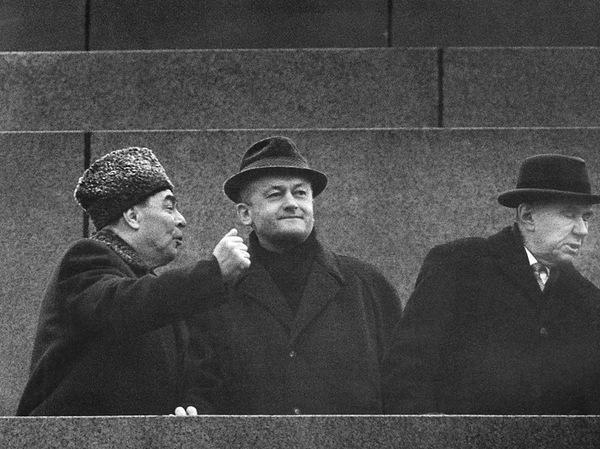 ©Дашевский Михаил Аронович. «Чехословакия – наша»