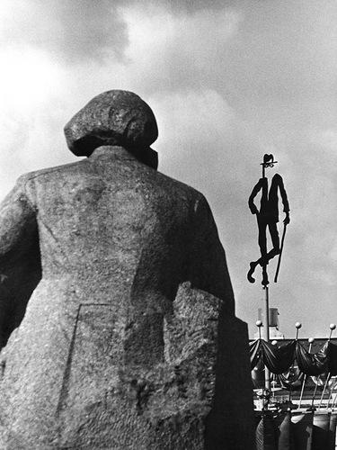 ©Дашевский Михаил Аронович. «Маркс и Чаплин»