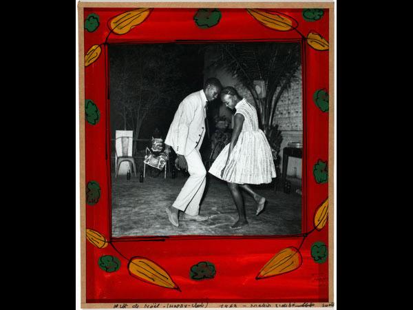 Malick Sidibй, Nuit de Noel, 1962 © Malick Sidibй. International Center of Photography. Courtesy the artist and Jack Shainman Gallery