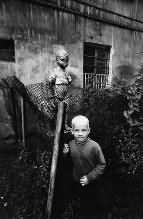 Серебряный мальчик. 1995