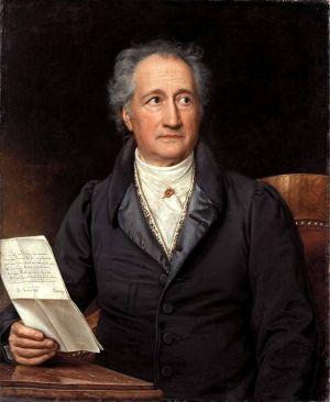 Гете. Джозеф Стилер,1828