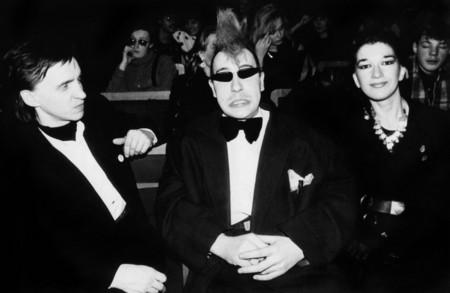 Гарик, Алан и Катя Филиппова. Москва 1988<br> Из архива Гарри Ассы
