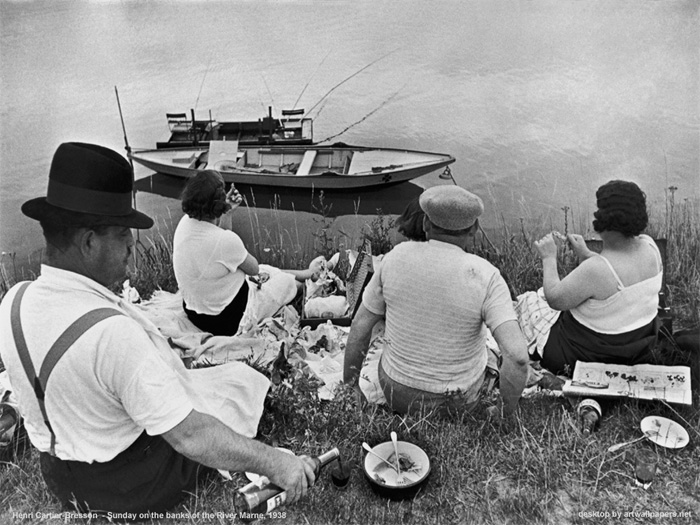 © Henry Cartier - Bresson, 1938