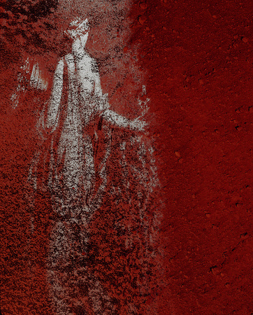 ©Николай Кулебякин. «Античная живопись. Флора»