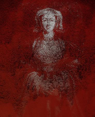©Николай Кулебякин. «Ганс Гольбейн. Портрет Анны Клеве»