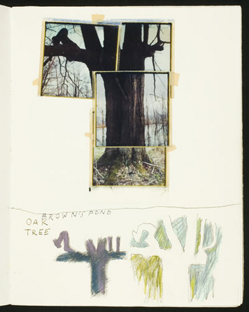 Untitled [from sketchbook], 1984–1985.
