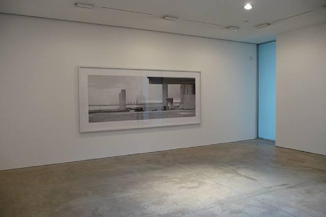 Интерьер выставки в галерее Sonnabend.