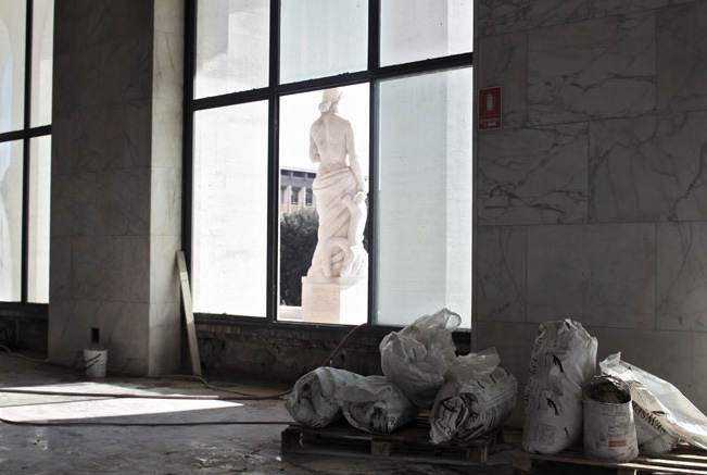Guy Tillim - Roma, cittа di mezzo ©