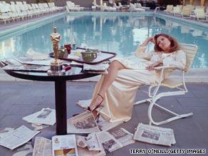 Faye Dunaway © Terry O