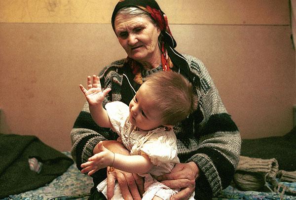 ©Юрий Козырев. «Чеченская республика, Республика Ингушетия, 1992-2000»