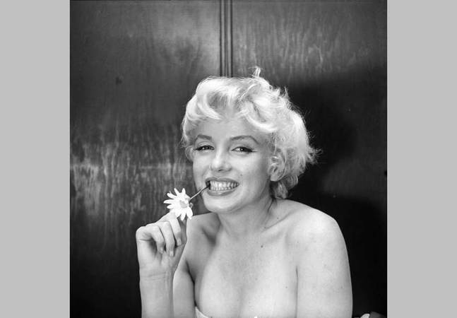Marylin Monroe. © Sotheby's Cecil Beaton Archive.