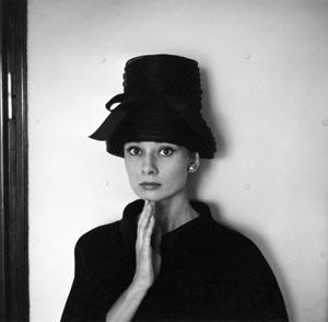 Audrey Hepburn © Cecil Beaton Archive, Sothebys London / Collection National Portrait Gallery, London