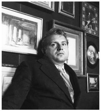 Francis Bacon © Cecil Beaton Archive, Sothebys London / Collection National Portrait Gallery, London
