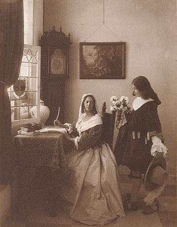 Guido Rey. Italian, 1908. Platinum print.  8 3/4 x 5 1/2 in.  85.XP.314.7. © J. Paul Getty Trust