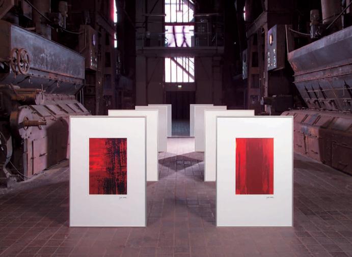 Магнитные рамы в red dot design museum